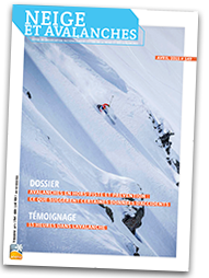 anena - Neige et avalanches N° 149 -
